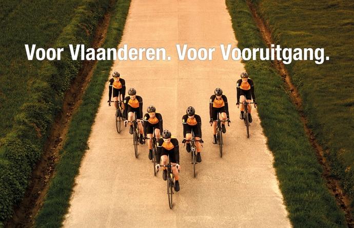 Voor Vlaanderen. Voor Vooruitgang